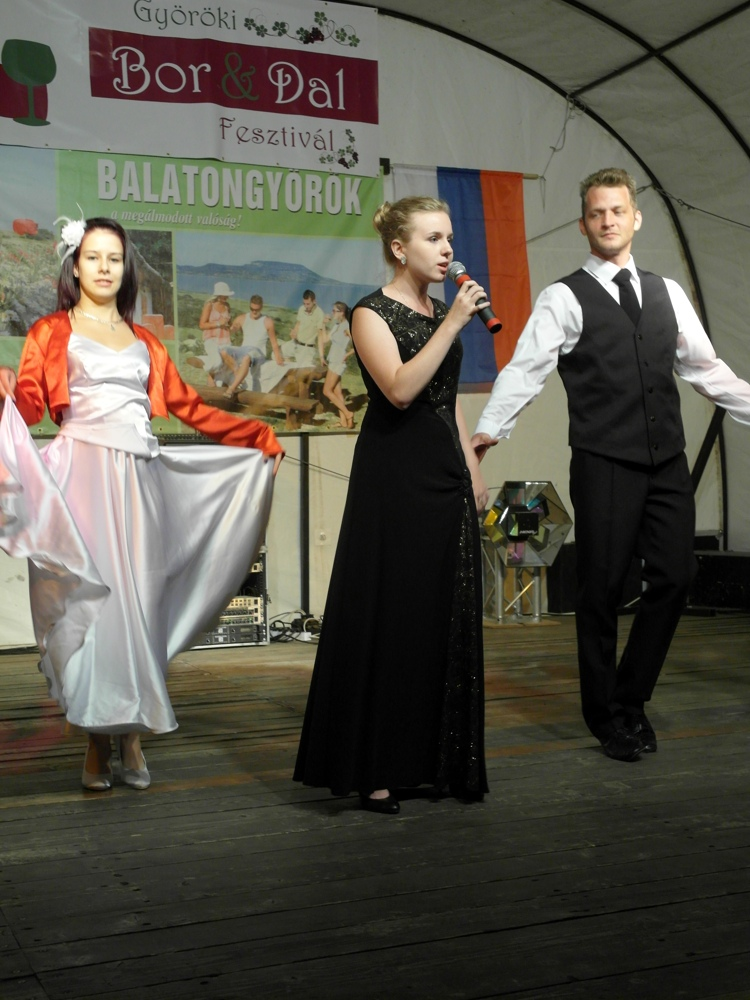 interfest 2013 - gala concert in Balatongyorok