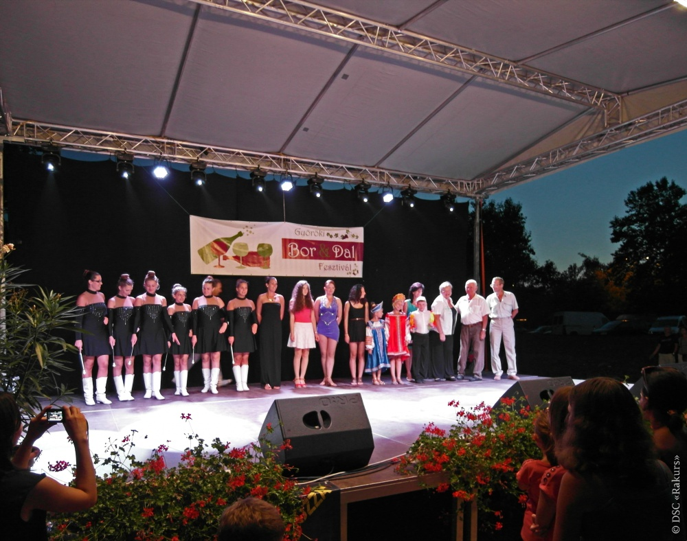 interfest 2014 - gala concert in Balatongyorok